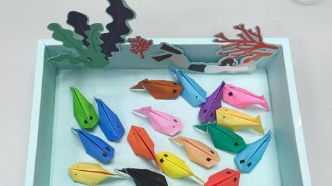 DIY磁石釣魚機!屋企塊磁石終於有多個用途