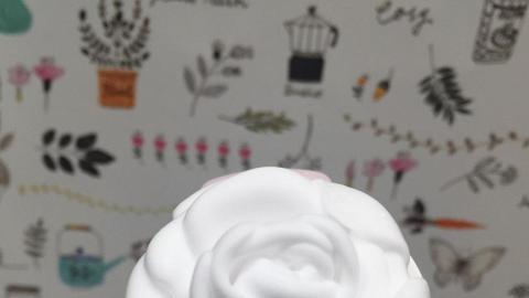 香港買得到!日本熱賣「玫瑰花」洗面泡泡