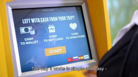 助你善用外幣零錢!香港機場將設「外幣收集機」