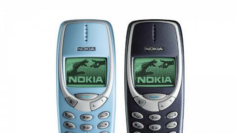 用3310玩貪食蛇!用過Nokia一定有的7個集體回憶!
