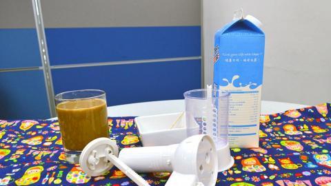 【小編實測】LOG-ON百元有找「3D奶泡機」