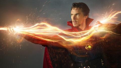 【新戲影評】《奇異博士》:當哈利波特變成超級英雄