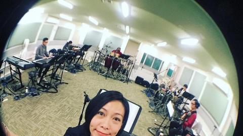 「Hi-Fi女王」發功!趙學而入行首個個唱感動全場