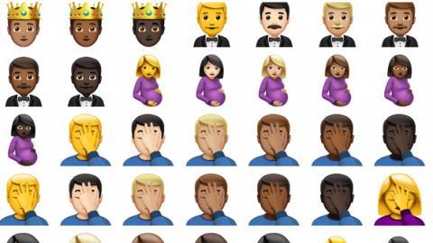 更新咗iOS 10.2未?一次睇哂過100個新Emoji