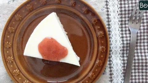 棉花糖味芝士蛋糕?!日本甜點達人創意食譜
