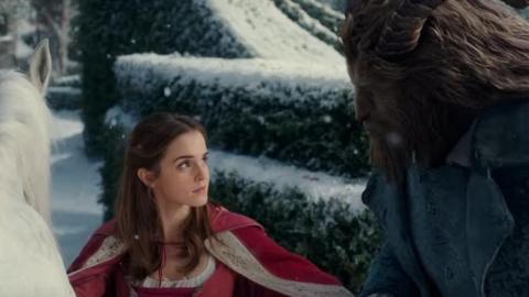 仙氣逼人!Emma Watson《美女與野獸》17年3月上映