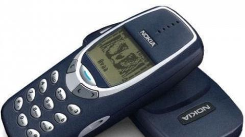 $500有找!外媒爆Nokia月尾發佈新版3310