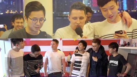 外國人挑戰一個下晝學唱廣東歌 尖沙咀Busking表演《當年情》得掌聲