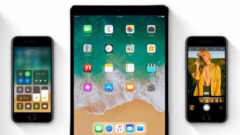 控制中心大改造、影相更慳位!iOS11更新率先睇