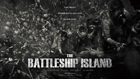 《軍艦島》最新預告公開 男神宋仲基親身解構「人間地獄」