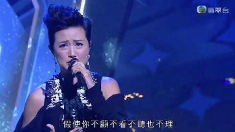 實力派歌手羅敏莊獻唱代表作《挑戰者》