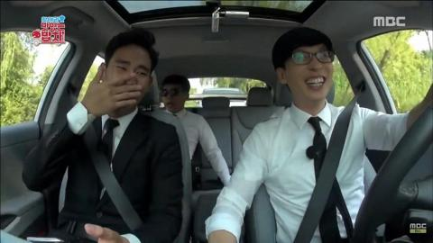 金秀賢《無挑》上演飯車追逐戰 男神話緊張到想便便?!