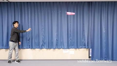 噴住泡泡一飛衝天!簡易自製泡泡火箭