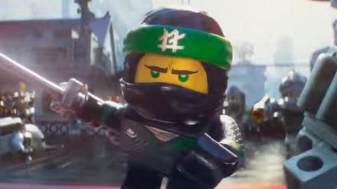 為民除害要用劍嘅!LEGO化身旋風忍者大義滅親