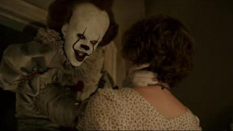 史提芬京暢銷恐怖小說改編 《小丑回魂》童年噩夢搬上銀幕