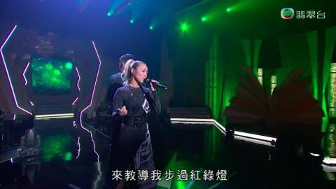 紅歌唔紅人!鄭融登TVB唱代表作《紅綠燈》