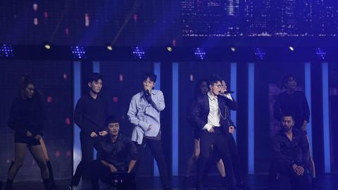 SMTOWN紅館晒冷騷 EXO獻唱新歌、SJ東海銀赫掛住香港粉絲