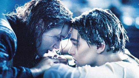 鐵達尼號被刪片段曝光!華人演員兩度大叫「我係呢到呀!」