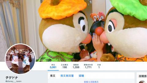 香港迪士尼有隻貪玩Duffy!瘋狂對鏡頭扮Q冧死日本遊客