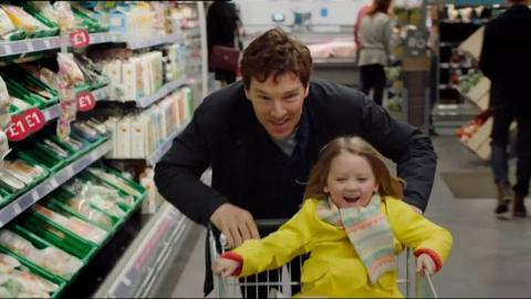 Benedict回歸BBC新劇《The Child in Time》3歲女兒突然失蹤