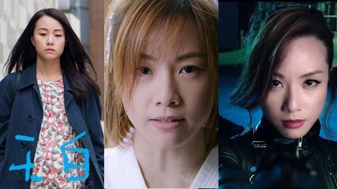 Stephy年尾3套電影上映 撇甩「港女味」做打女