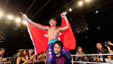 曹星如今晚出戰上擂台 對日本對手力爭22連勝!