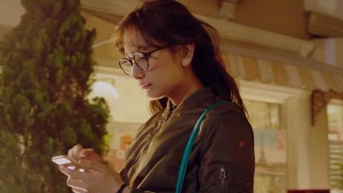 日本廣告仿一鏡到底 一次過完成4次高難度拉枱布
