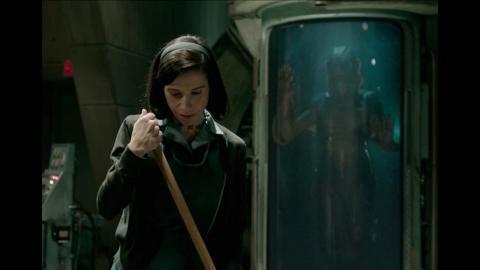 啞女愛上水怪冒險助逃出實驗室  超自然奇幻新戲《忘形水》