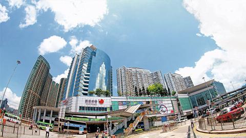 置富產業信託 共同「應變」  打造綠色城市