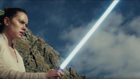 《星戰8》新預告暗示莉亞公主被弒 女主角轉投黑暗勢力