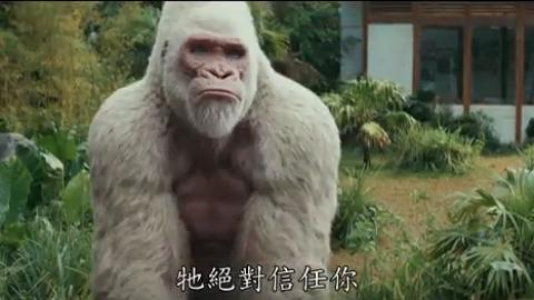 巨石強森新戲《末日困獸戰》基因異變動物變巨獸破壞地球