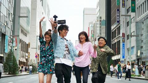 《Do姐再shopping》首播!與農夫同遊日本大放笑彈