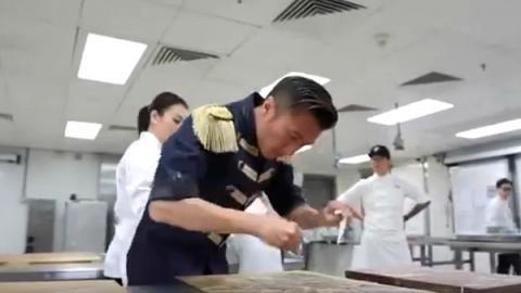 謝霆鋒出片反擊抖手大法廚藝 網民唔領情:秋生條片好睇啲