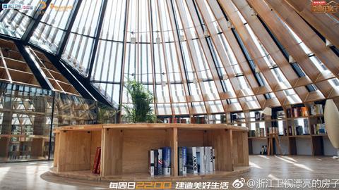 吳彥祖建蒙古包圖書館 入圍「建築界奧斯卡」爭獎