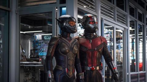 《蟻俠2》拍檔黃蜂女登場  繼Thomas火車頭再有卡通驚喜客串