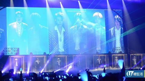 Super Junior相隔3年香港開演唱會 成員鬥晒廣東話氹粉絲