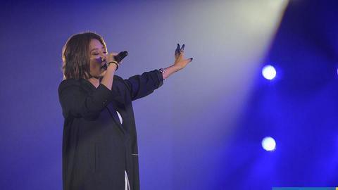 天生歌姫A-Lin會展開唱 近距離接觸大曬唱功