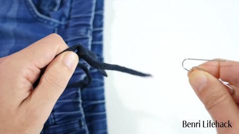 3招實用技巧!輕鬆解開膠袋結/繩結