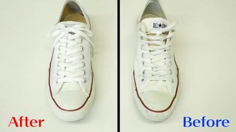 實用10招白鞋跣水/防污/清潔技巧 落雨整污糟都唔怕!