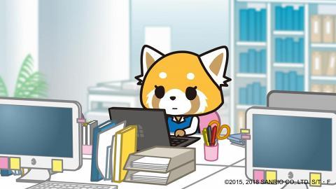 紅熊貓教你職場心靈健康操 Netflix最新動畫《衝吧烈子》