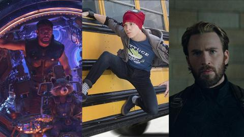 Chris係大隻佬、Tom係口水佬 《復仇者聯盟3》男神演員勁撞名