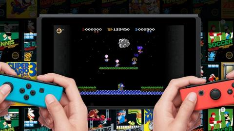Switch 9月起Online服務要收費 任玩20款紅白機經典遊戲