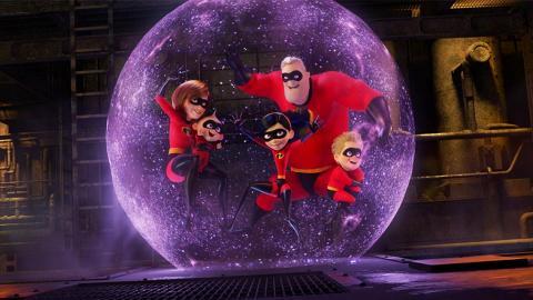 令人最期待的Pixar動畫!《超人特工隊2》相隔14年爆笑回歸