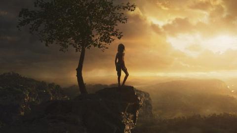 暗黑版魔幻森林《Mowgli》  奇異博士、前蝙蝠俠生動演活猛獸