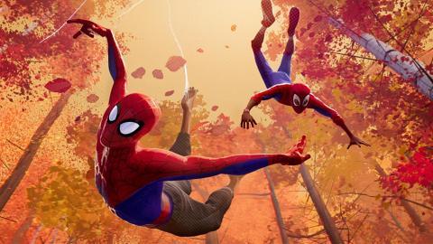 【蜘蛛俠:跳入蜘蛛宇宙】原來蜘蛛俠唔止一個!動畫版聖誕上映