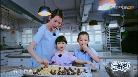 蔡少芬帶囡囡參加《不可思議的媽媽》 搞笑溫韾交集充滿笑與淚