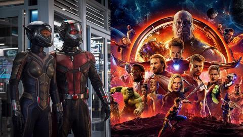 【蟻俠2】Marvel總裁放風聲:《蟻俠2》直接連繫到《復仇者4》!