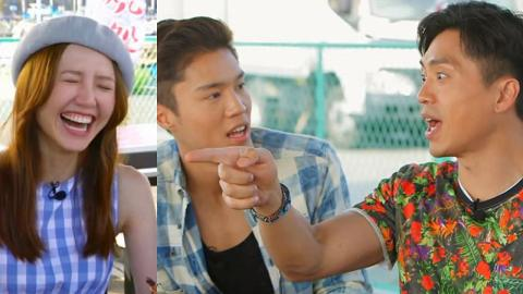 【森美旅行團2】森美取笑吳若希似日本女星!麥美恩丁子朗互動場面搞笑
