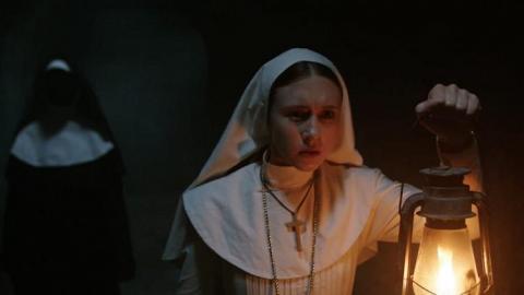 導演片場撞鬼、蝙蝠都被鬼修女嚇親!關於《詭修女》11件幕後小事