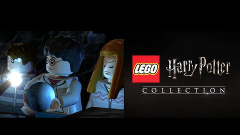 LEGO版《哈利波特》玩齊7集故事 10月登陸Switch!
